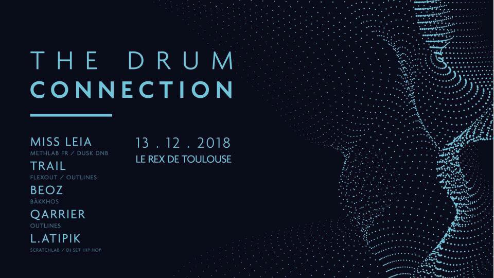 Drum Connection L.Atipik Miss Leia