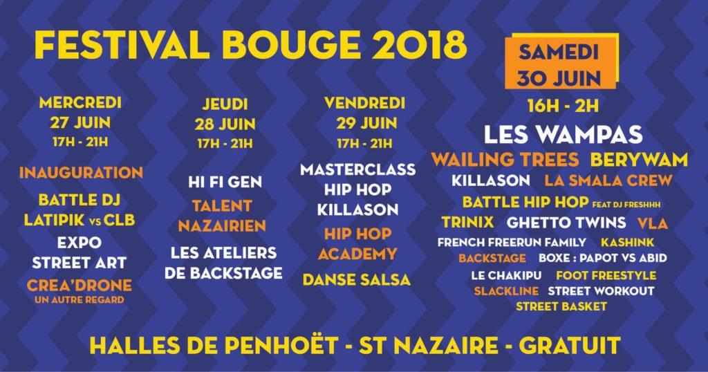 Festival Bouge L.Atipik C.L.B