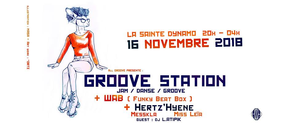 Groove Station Toulouse
