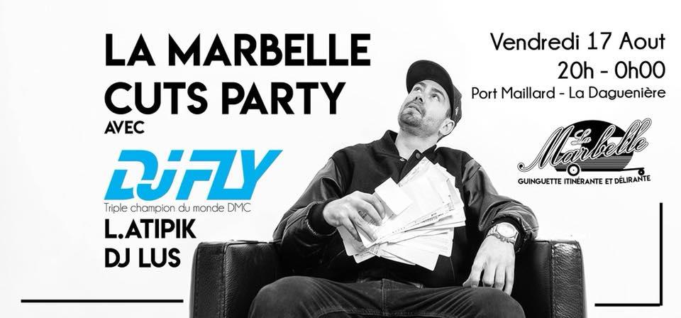 La Marbelle DJ FLY L.Atipik