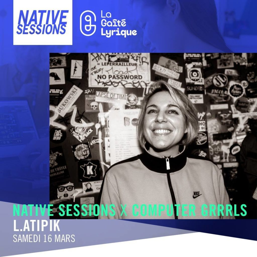 Native Sessions L.Atipik