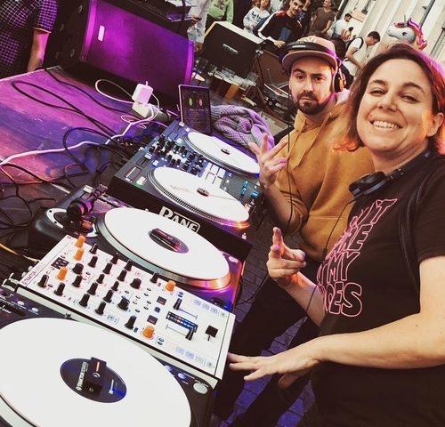 DJ FLY-L.Atipik-Café Pop-Nantes