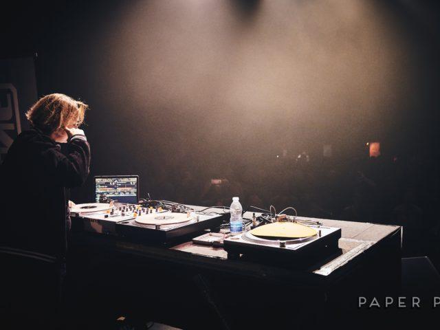 DJ L.Atipik DMC ATABAL Biarritz paper Prod